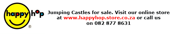 Jumping castles for sale at Happy Hop. Buy a jumping castle, water slide or inflatable bouncer. Why hire when you can buy? Take a look at Happy Hop's wide range of jumping castles and bounce houses and inflatable slides we have for sale.